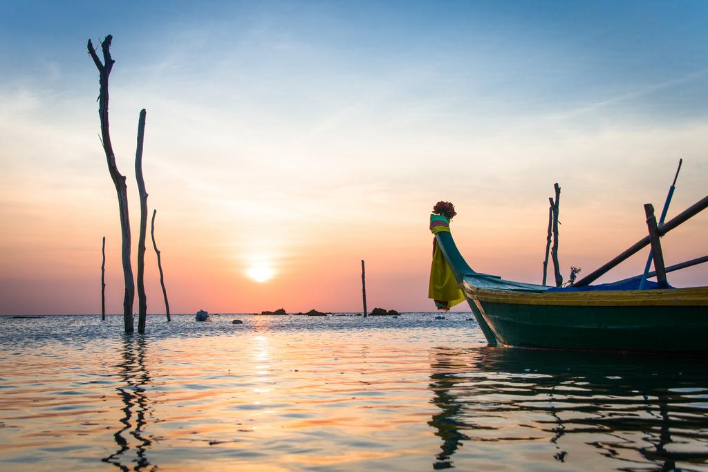 Dykkerområder i Thailand