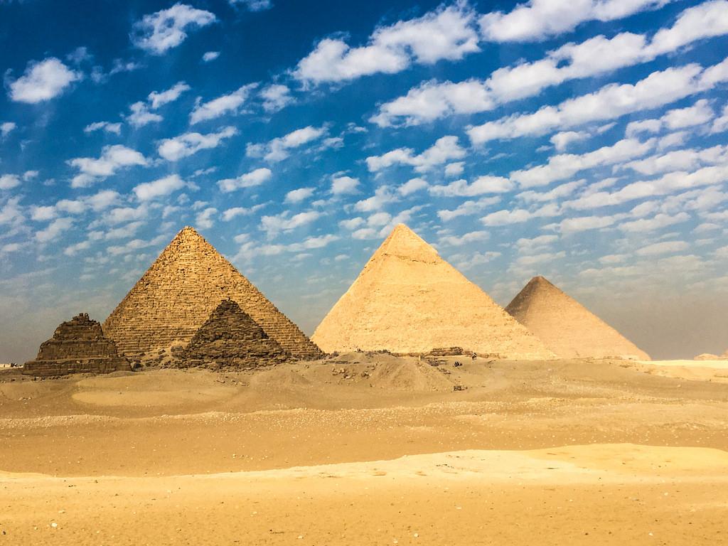 Eventyret venter i Egypten
