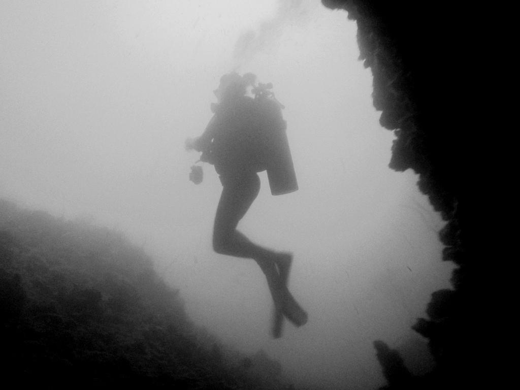 Dykning i Sortehavet