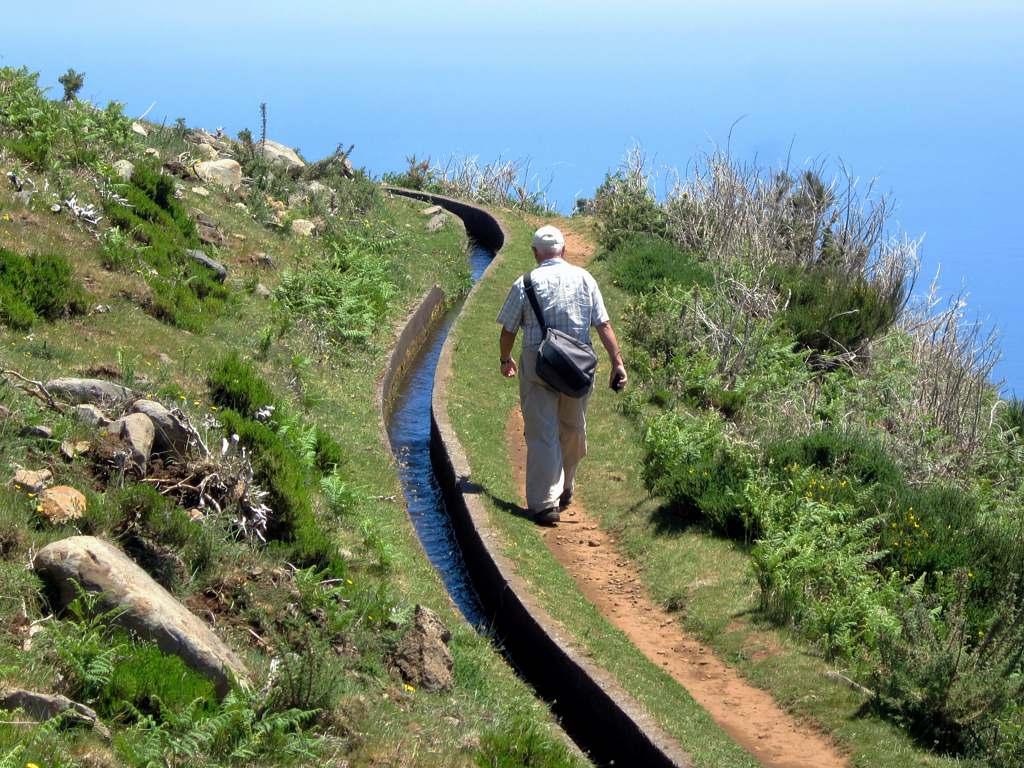 Aktiv ferie med Levadavandringer i Madeira