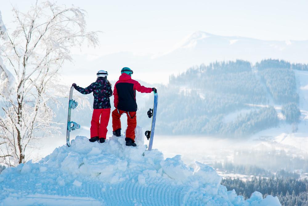 Besøg det højeste beliggende skiresort i Europa