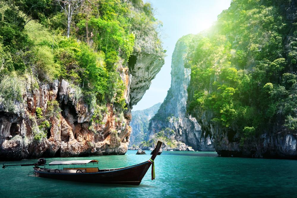 Tag til Thailand på tropisk eventyr
