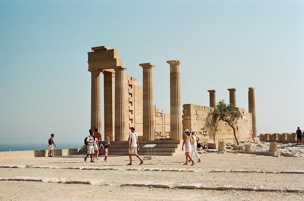 Rhodos – En populær og solrig feriedestination
