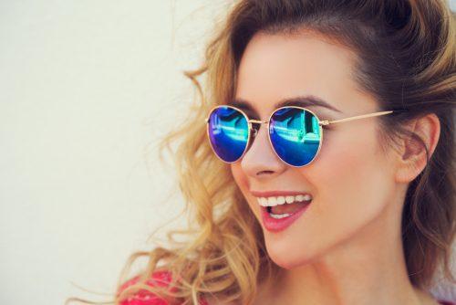Solbriller er et must til rejsen