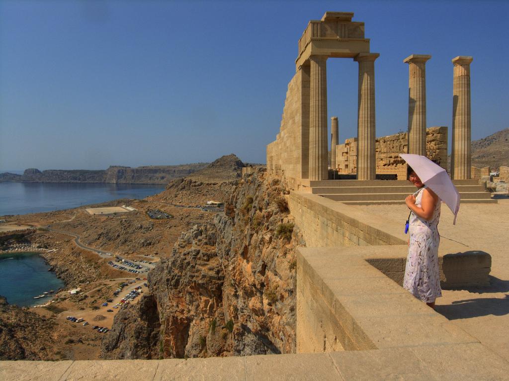 Tre forslag til udflugter på Rhodos