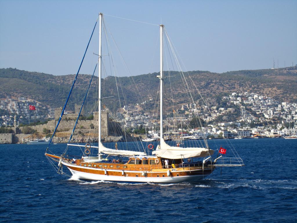 Cruise fra Bodrum til Kos
