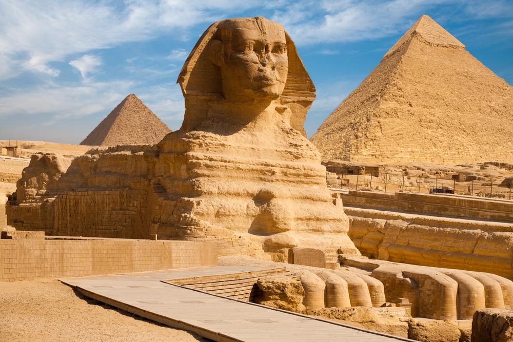 Rejser til Egypten byder på spændende oplevelser