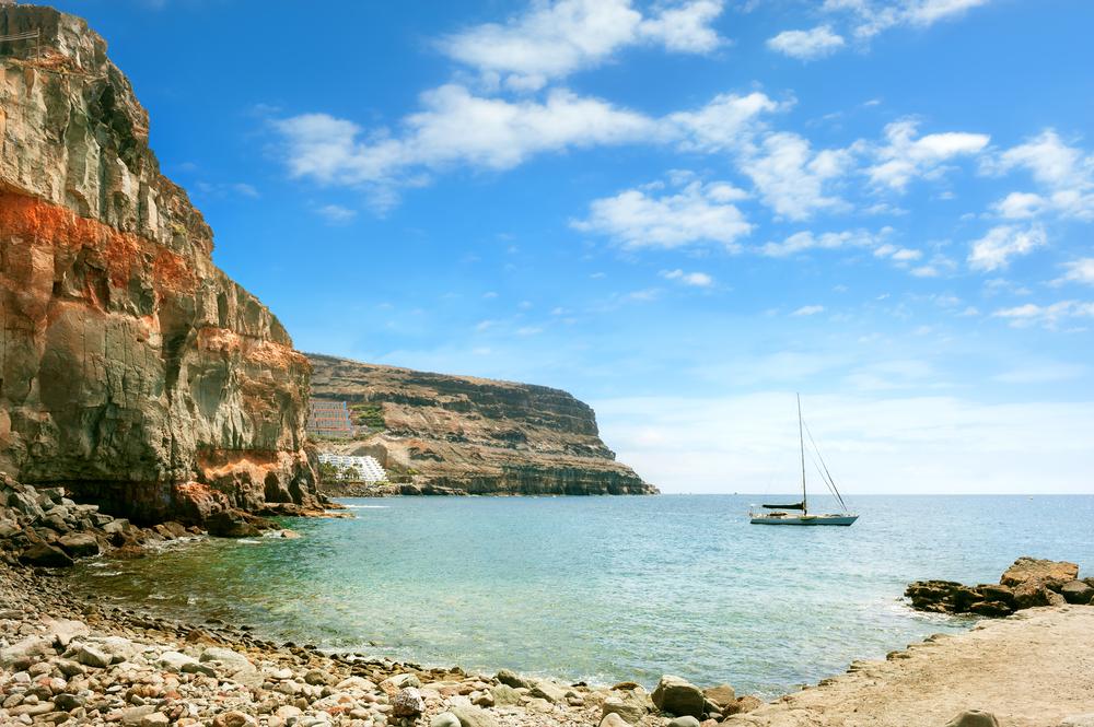Gran Canaria – strande, ørken og flot natur