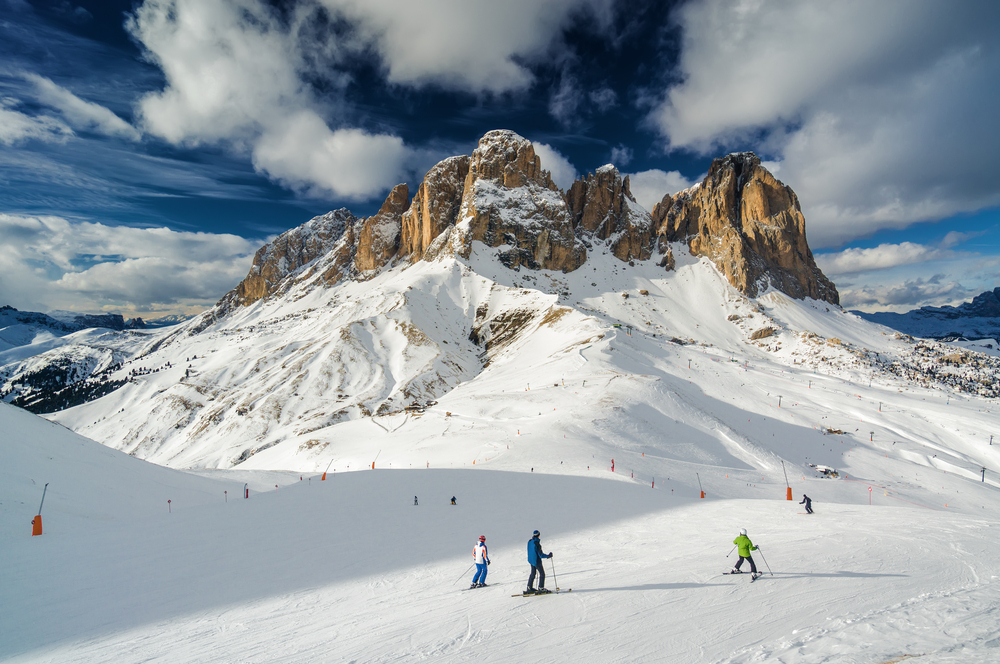 Canazei – oplev bjerge og gondoler
