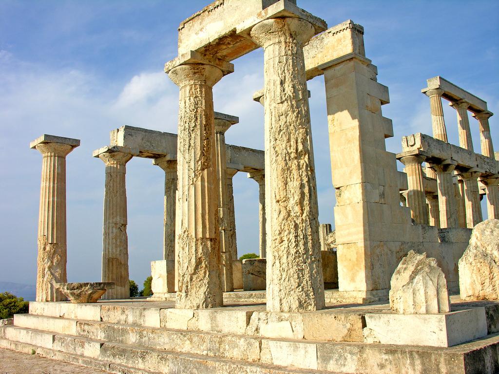 Aktive rejser til Grækenland
