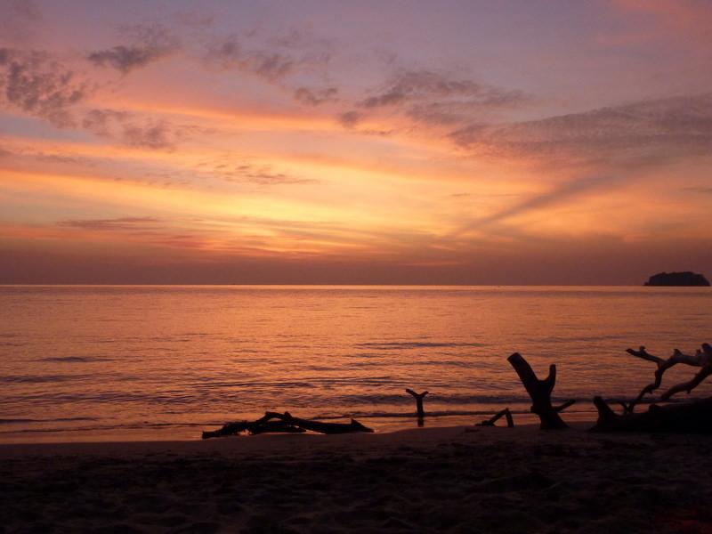 Paradisøen Koh Chang