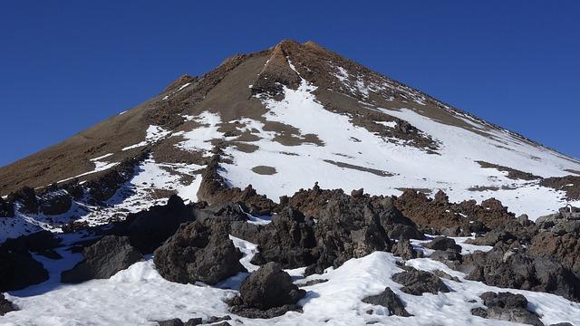 Vulkanudflugt til Teide på Tenerife