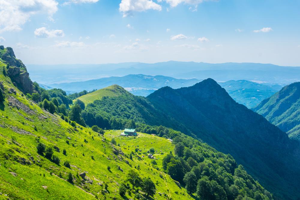 Aktive rejser til Bulgarien