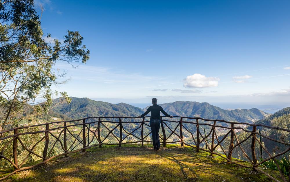 Ø-guiden til Madeira til fods
