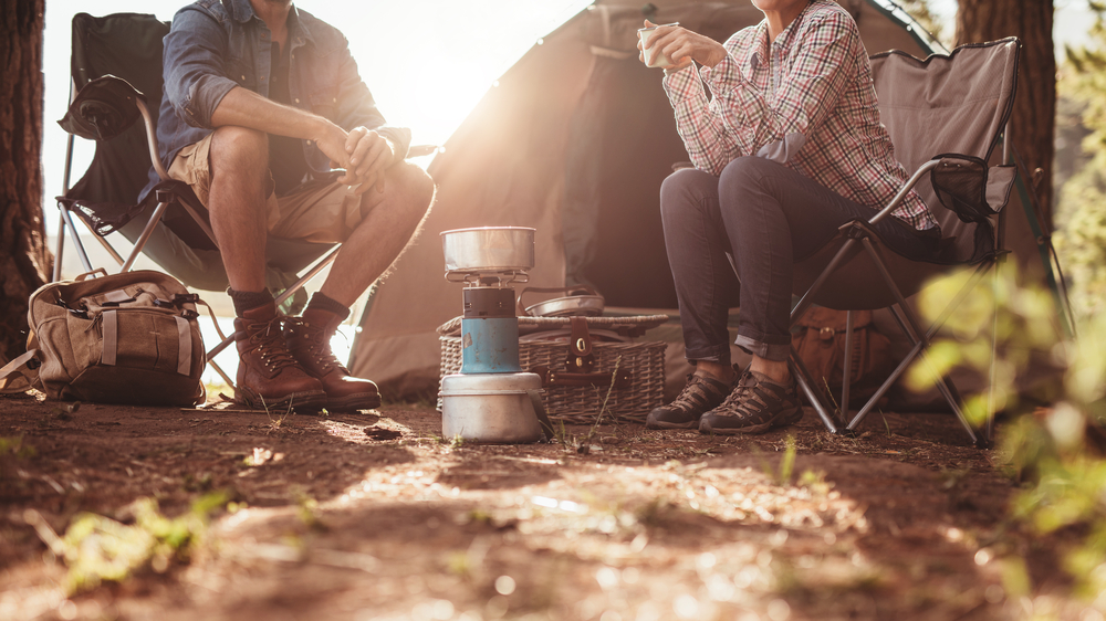 Nyd det frie ferieliv med camping