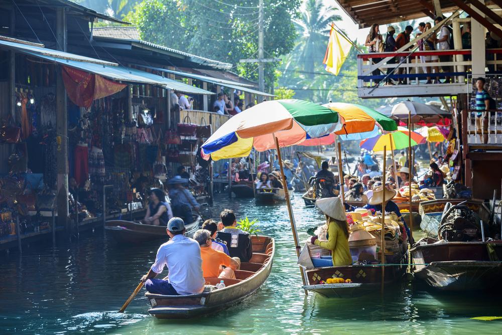 Thailand – Perfekt til familieferie
