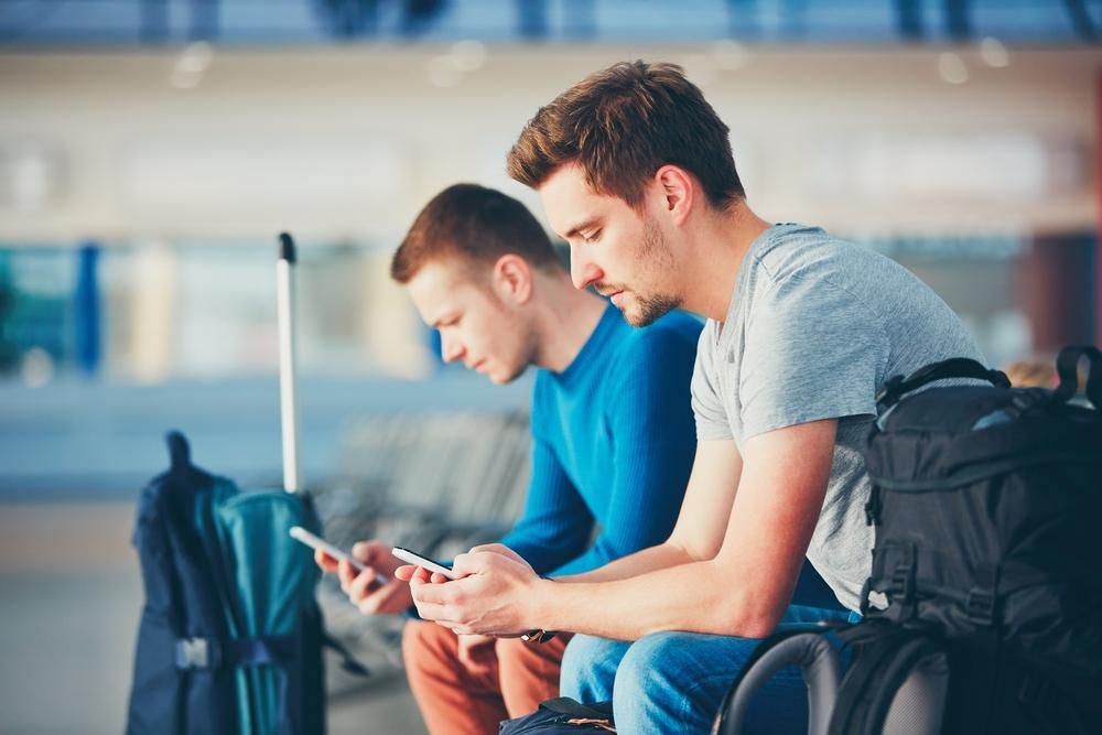 Ventetid i lufthavnen – Sådan tilbringer du tiden
