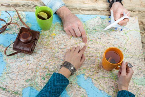Inspiration til spændende rejser jorden rundt