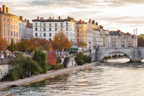 Storbyen Lyon er en ukendt ferieperle