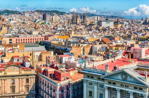 På opdagelse i europæiske storbyer
