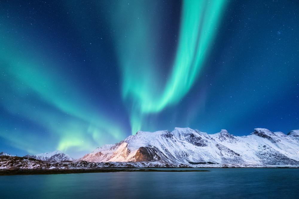 Oplev nordlyset i Sverige