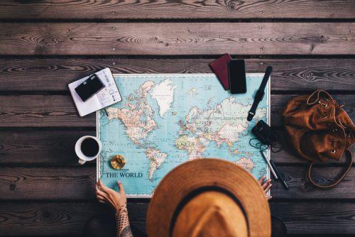 4 tips til at rejse mere bæredygtigt som globetrotter